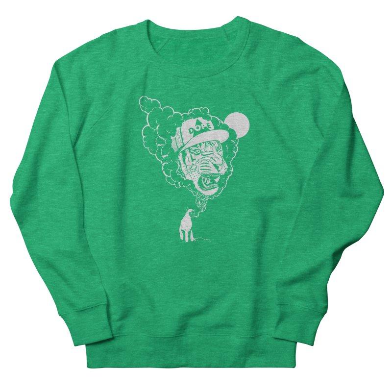 Dope Tiger! (Dark) Women's Sweatshirt by velcrowolf