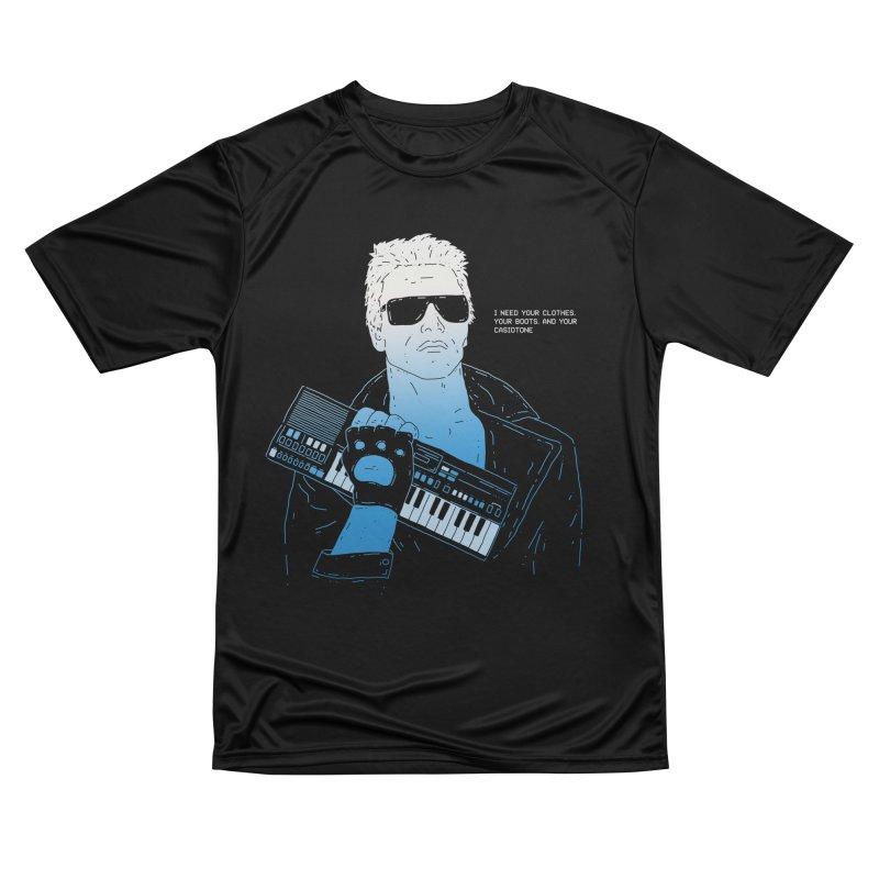 Terminator needs your Casiotone Women's T-Shirt by velcrowolf