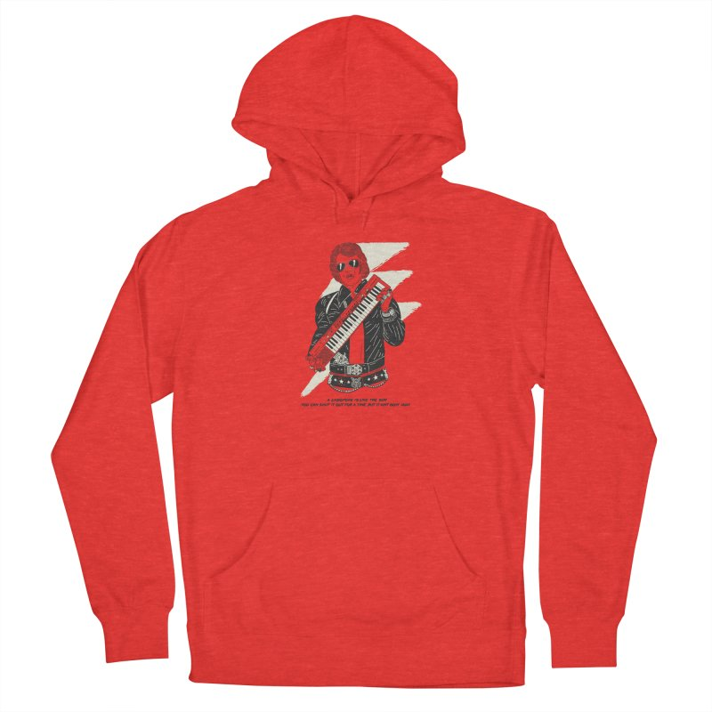 The King of the Casiotone Men's Pullover Hoody by velcrowolf