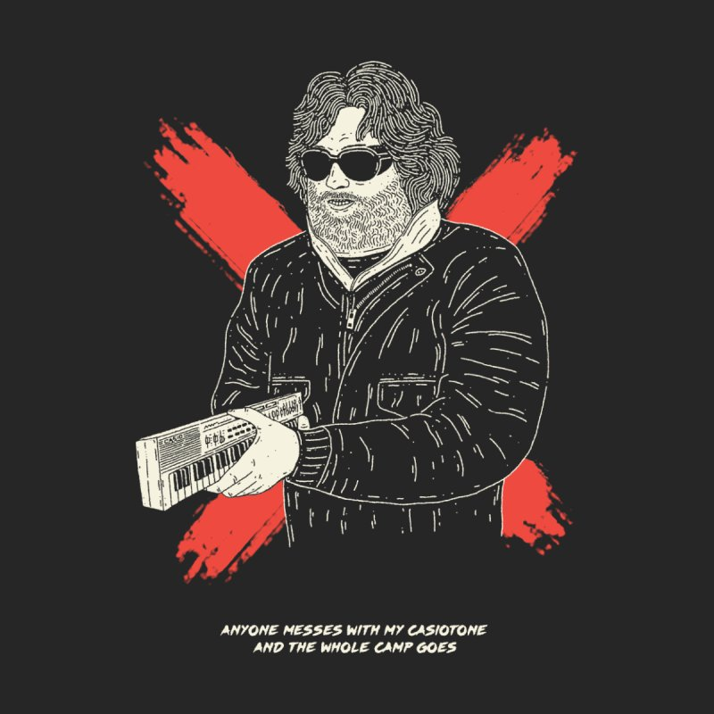 The Thing MacReady loves most is his Casiotone Women's Longsleeve T-Shirt by velcrowolf