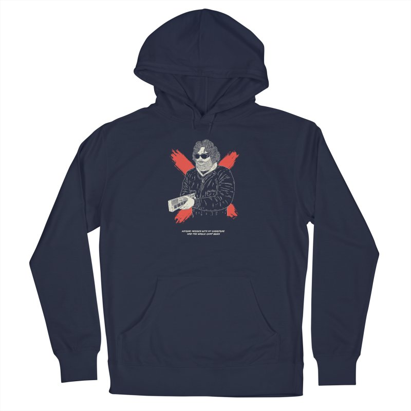 The Thing MacReady loves most is his Casiotone Men's Pullover Hoody by velcrowolf