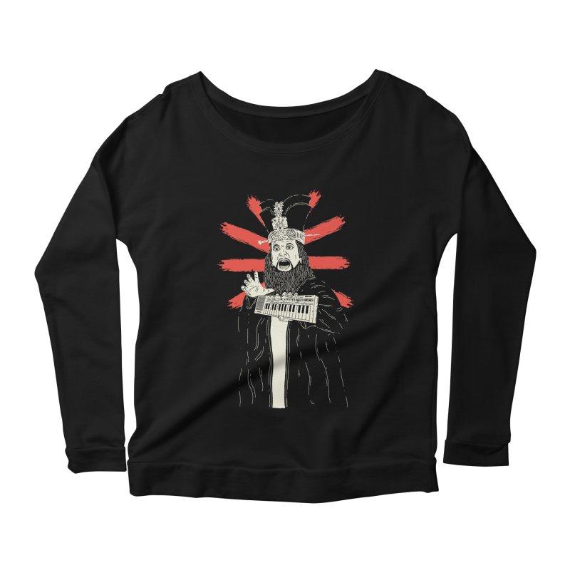 Big Trouble in Little Casiotone Women's Longsleeve T-Shirt by velcrowolf