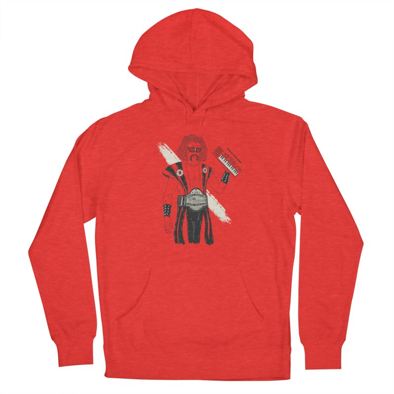 Who's the Casiotone Master? The Shogun of Harlem. Men's Pullover Hoody by velcrowolf
