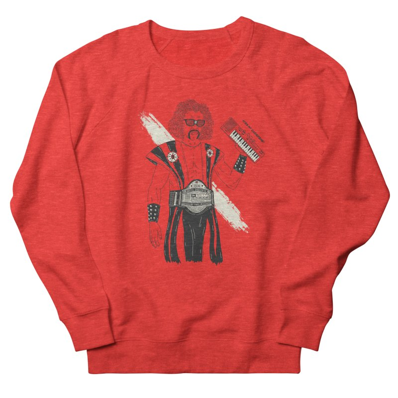 Who's the Casiotone Master? The Shogun of Harlem. Women's Sweatshirt by velcrowolf