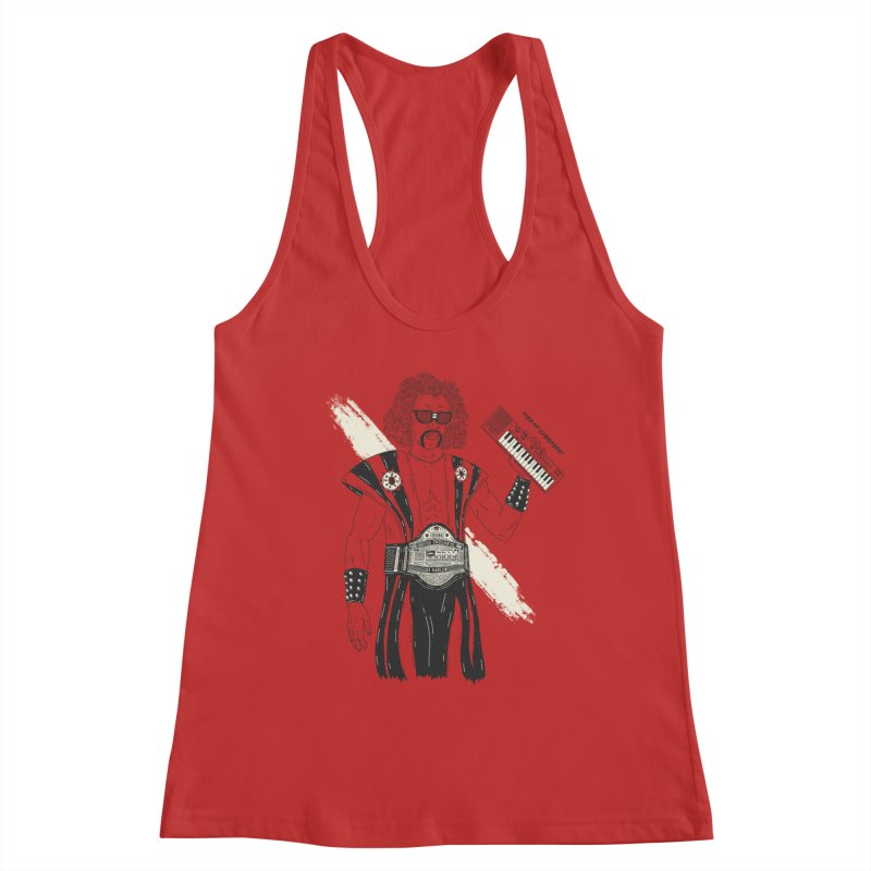 Who's the Casiotone Master? The Shogun of Harlem. Women's Tank by velcrowolf