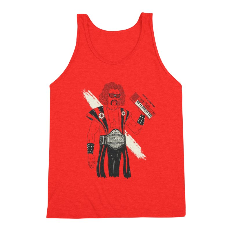 Who's the Casiotone Master? The Shogun of Harlem. Men's Tank by velcrowolf