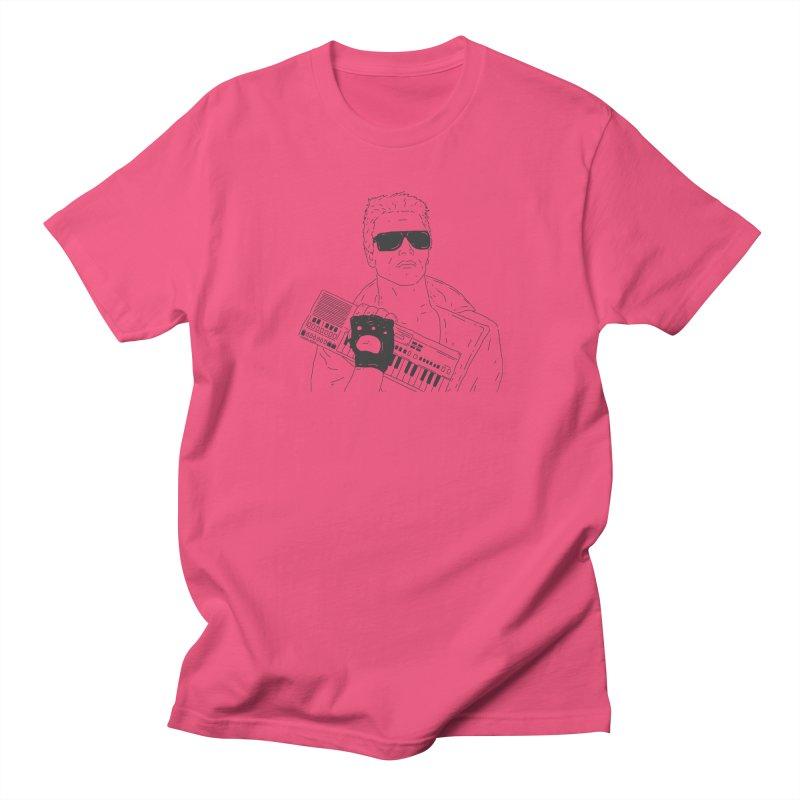 Terminator needs your casio Men's Regular T-Shirt by velcrowolf