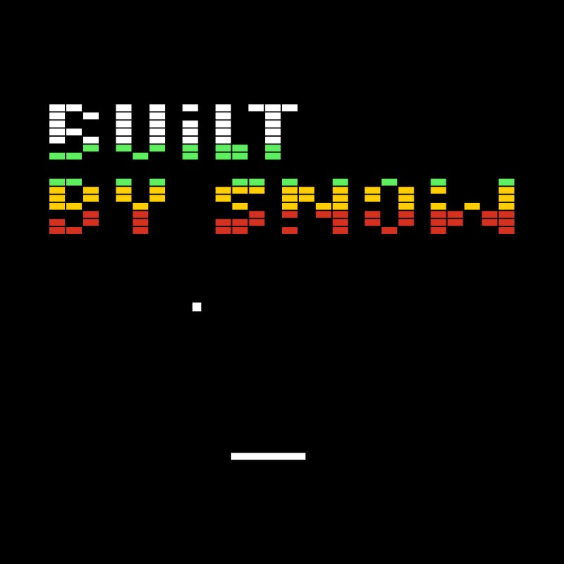 Built By Snow - 2009 - Breakout by velcrowolf