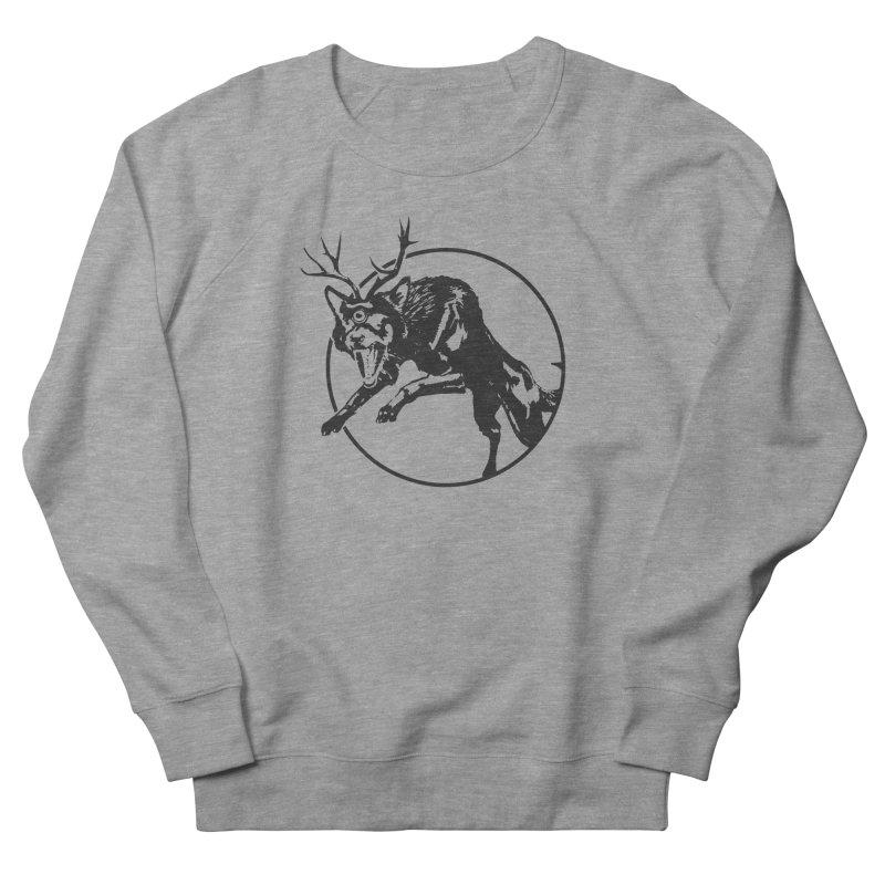 cyclops wolf Men's Sweatshirt by velcrowolf