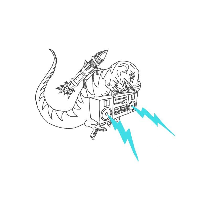 Tyranno Lightning (Light Blue) by velcrowolf