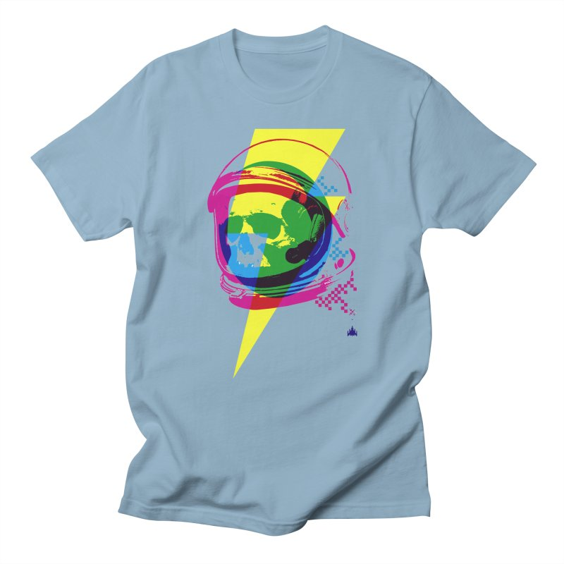 Skeletons in Spacesuits Women's Regular Unisex T-Shirt by velcrowolf