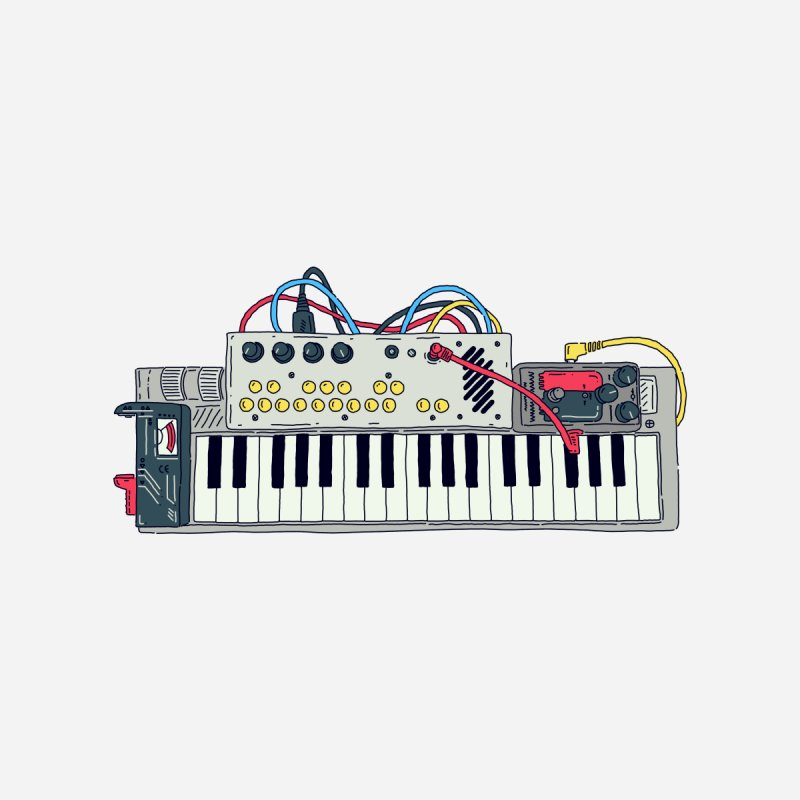 Casio Supermod Accessories Sticker by velcrowolf