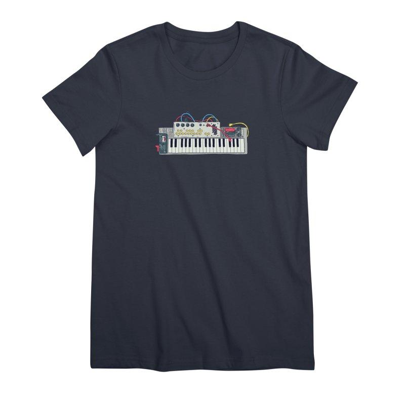 Casio Supermod Women's T-Shirt by velcrowolf