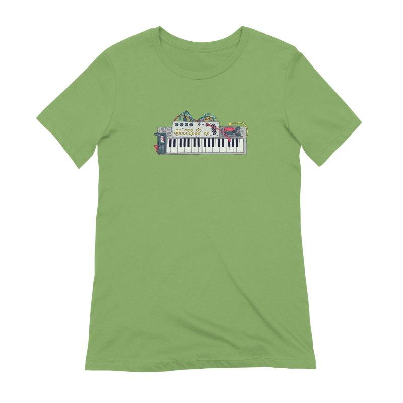 Casio Supermod Women's Extra Soft T-Shirt by velcrowolf