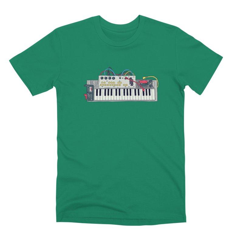 Casio Supermod Men's Premium T-Shirt by velcrowolf