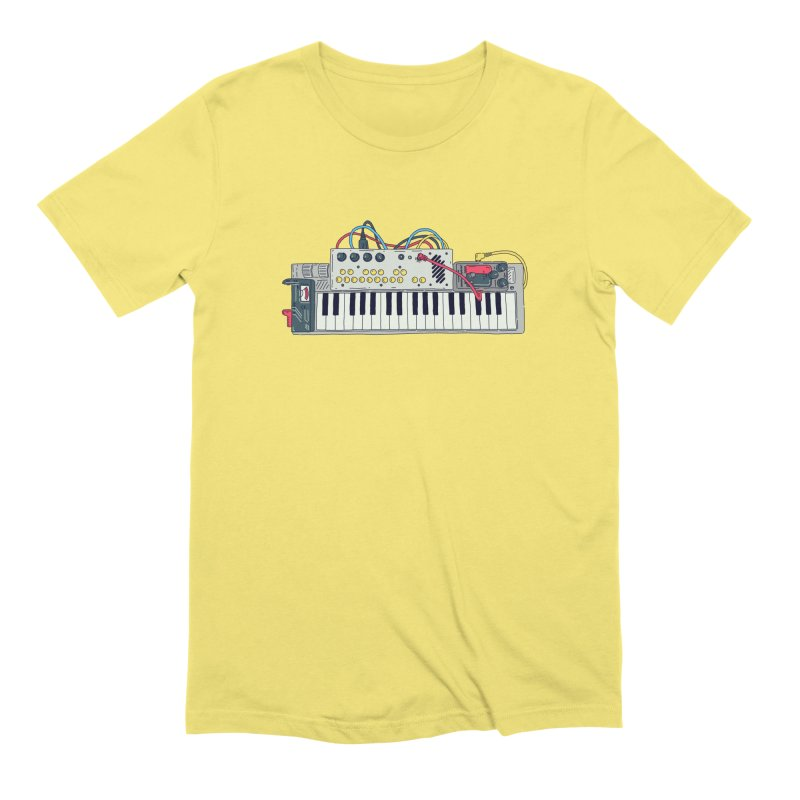 Casio Supermod Men's Extra Soft T-Shirt by velcrowolf