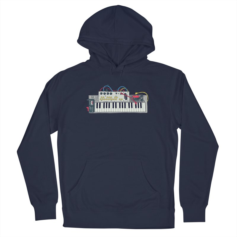 Casio Supermod Men's Pullover Hoody by velcrowolf