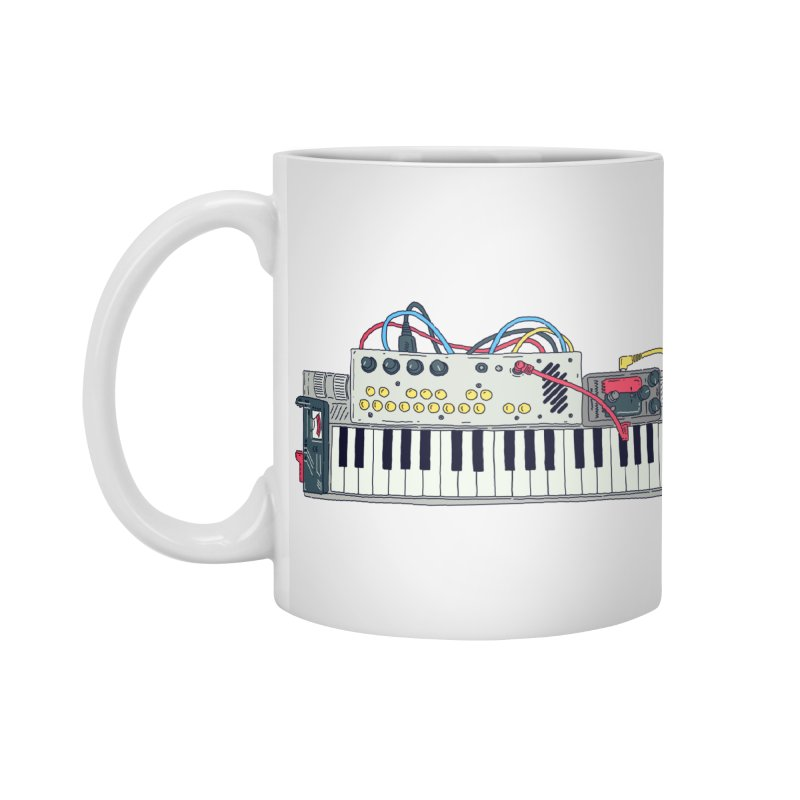 Casio Supermod Accessories Standard Mug by velcrowolf