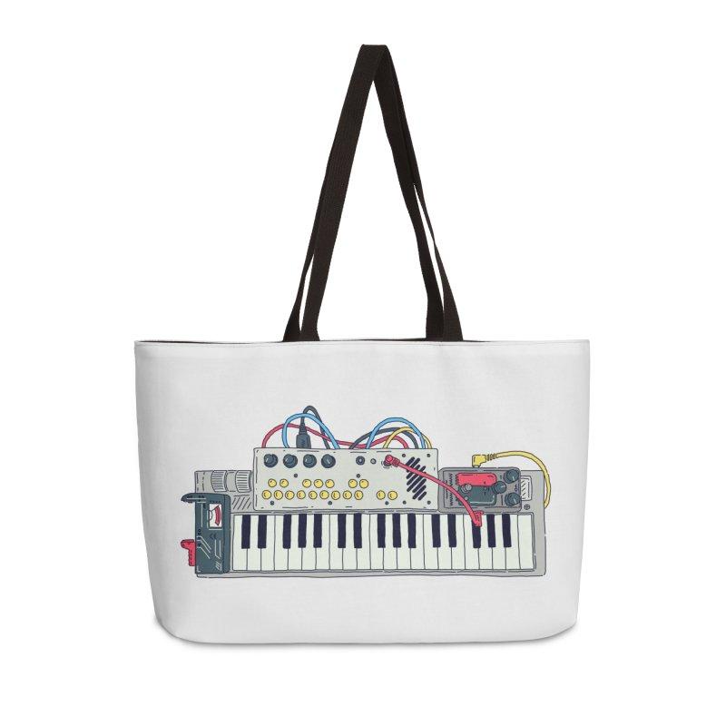 Casio Supermod Accessories Weekender Bag Bag by velcrowolf