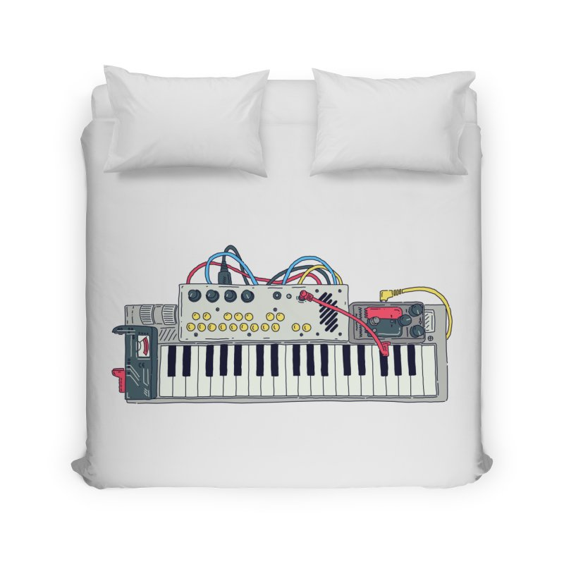 Casio Supermod Home Duvet by velcrowolf