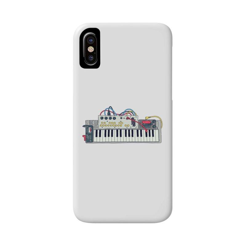 Casio Supermod Accessories Phone Case by velcrowolf