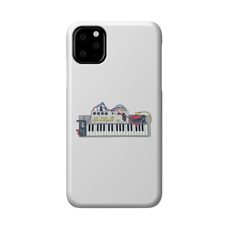 Casio Supermod Accessories Phone Case by velcrowolf