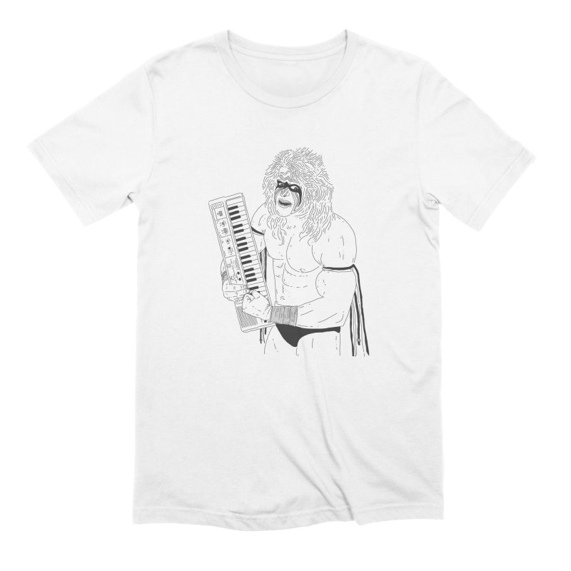 Ultimate Casiotone Warrior Men's Extra Soft T-Shirt by velcrowolf
