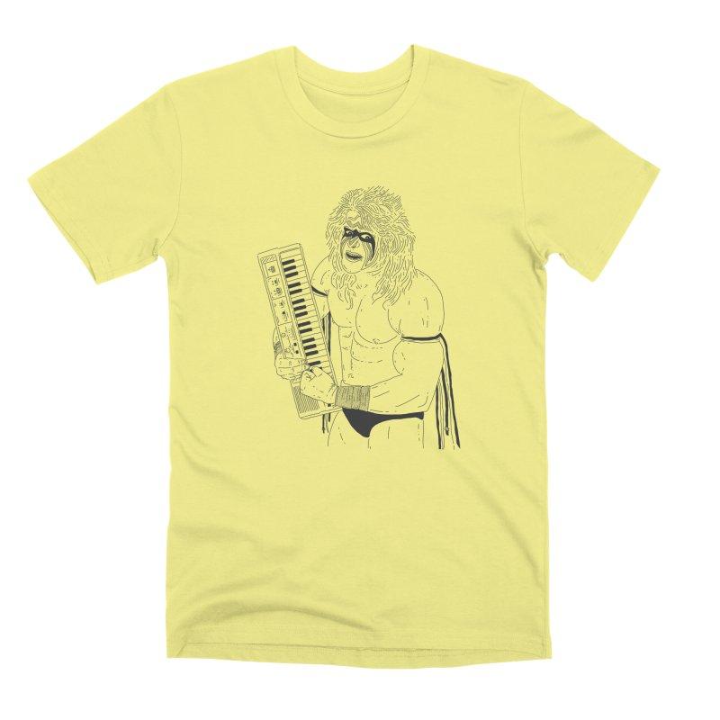Ultimate Casiotone Warrior Men's Premium T-Shirt by velcrowolf