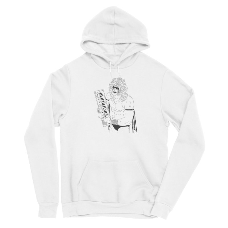 Ultimate Casiotone Warrior Men's Pullover Hoody by velcrowolf