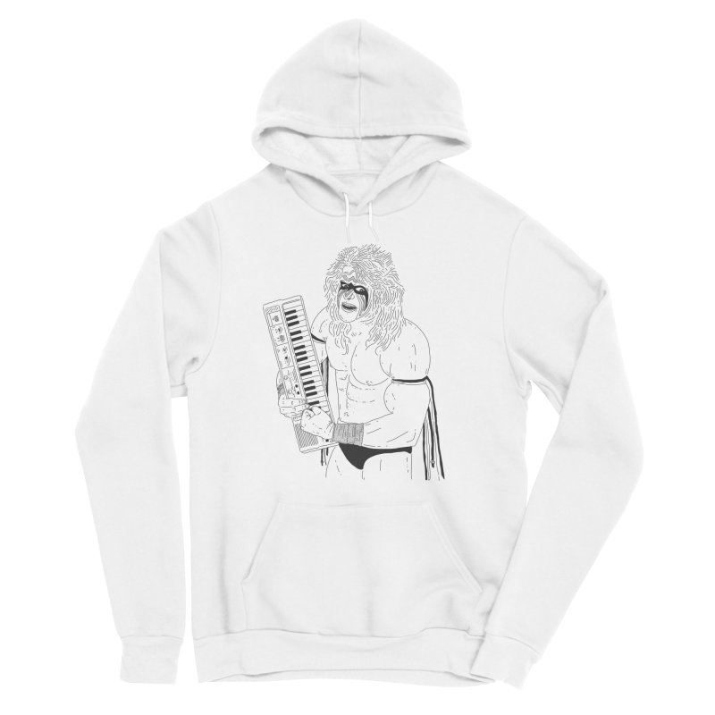 Ultimate Casiotone Warrior Women's Pullover Hoody by velcrowolf