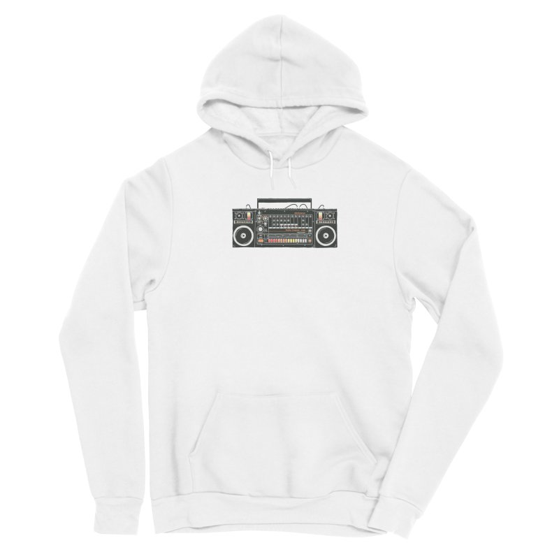 destroyer of batteries Men's Pullover Hoody by velcrowolf
