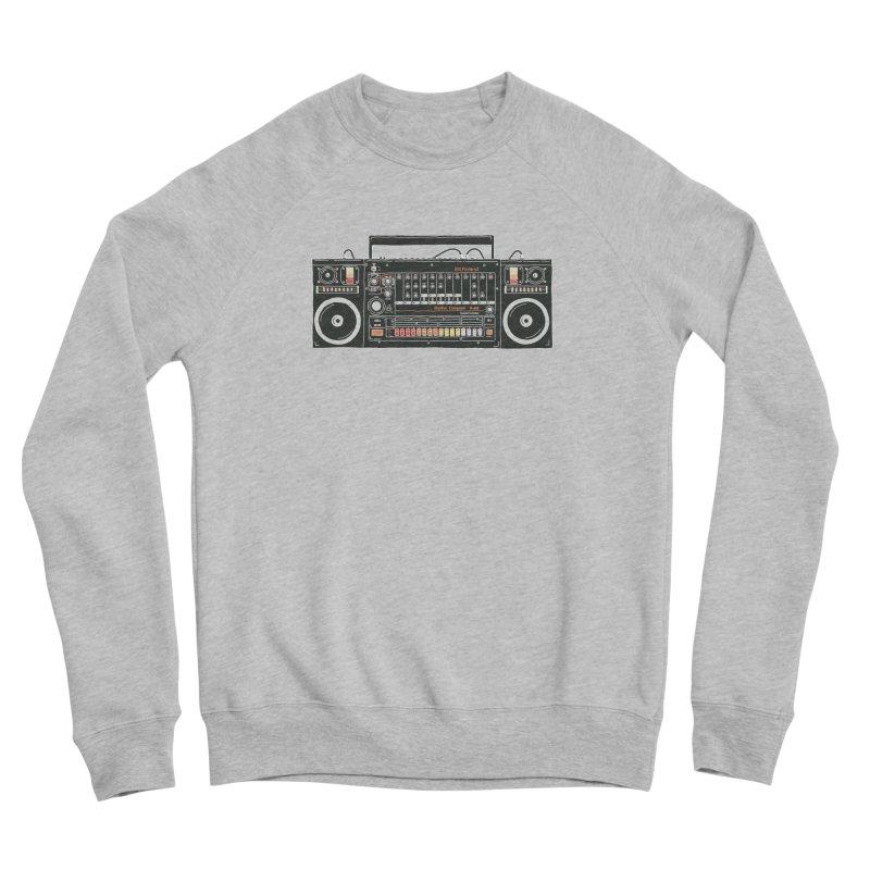 destroyer of batteries Men's Sponge Fleece Sweatshirt by velcrowolf