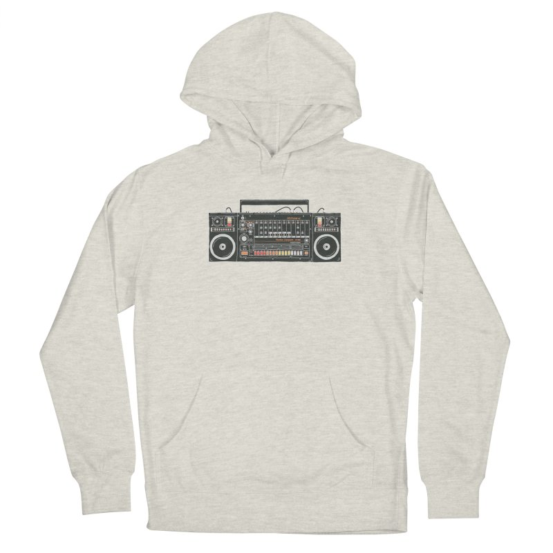 destroyer of batteries Women's Pullover Hoody by velcrowolf