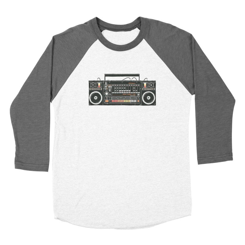 destroyer of batteries Women's Longsleeve T-Shirt by velcrowolf