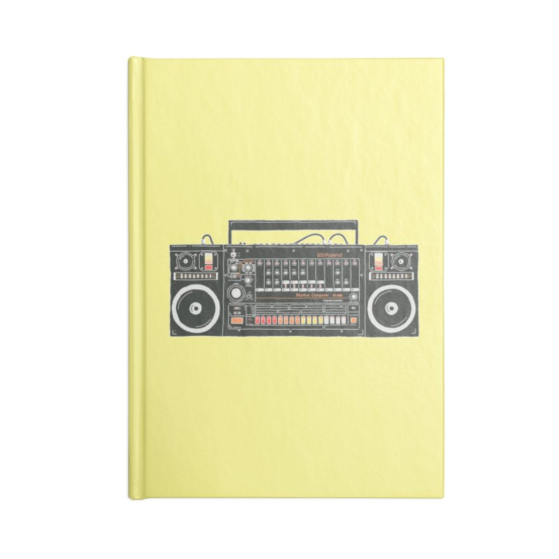destroyer of batteries Accessories Lined Journal Notebook by velcrowolf