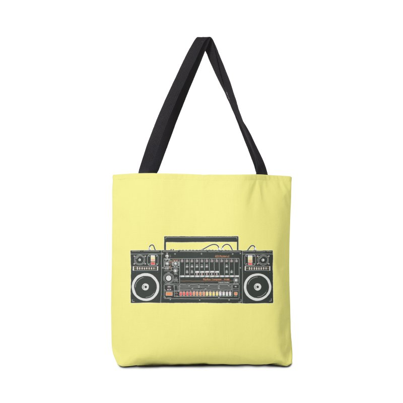 destroyer of batteries Accessories Tote Bag Bag by velcrowolf