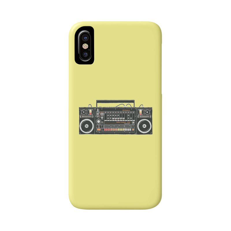 destroyer of batteries Accessories Phone Case by velcrowolf