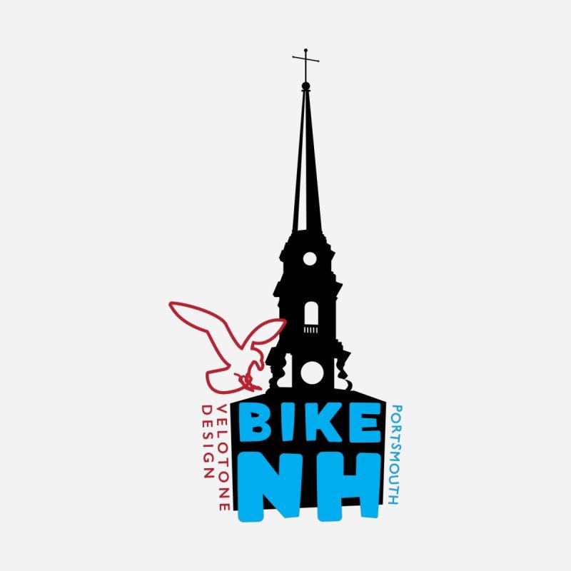 Bike NH Portsmouth Steeple by Josh Wendorf's Threadless Shop