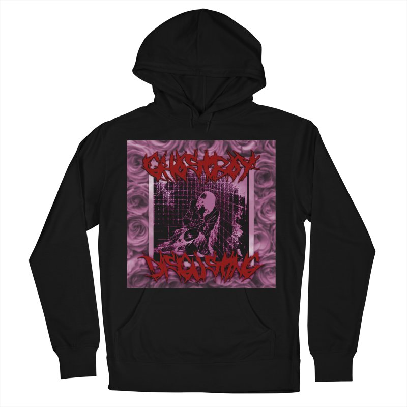 GHØS†BØY - Disgusting Women's French Terry Pullover Hoody by Venus Aeon (clothing)