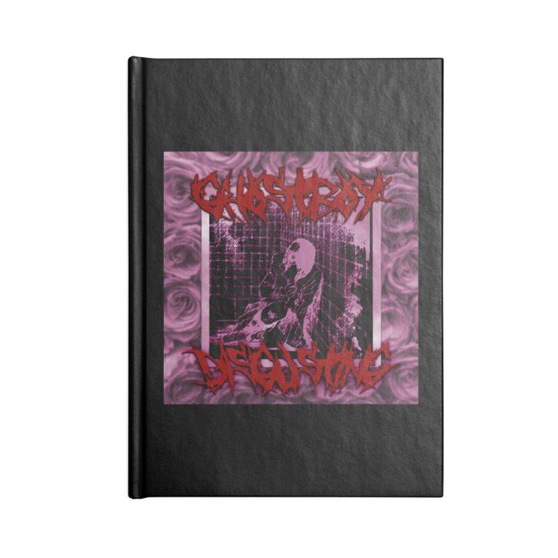 GHØS†BØY - Disgusting Accessories Lined Journal Notebook by Venus Aeon (clothing)