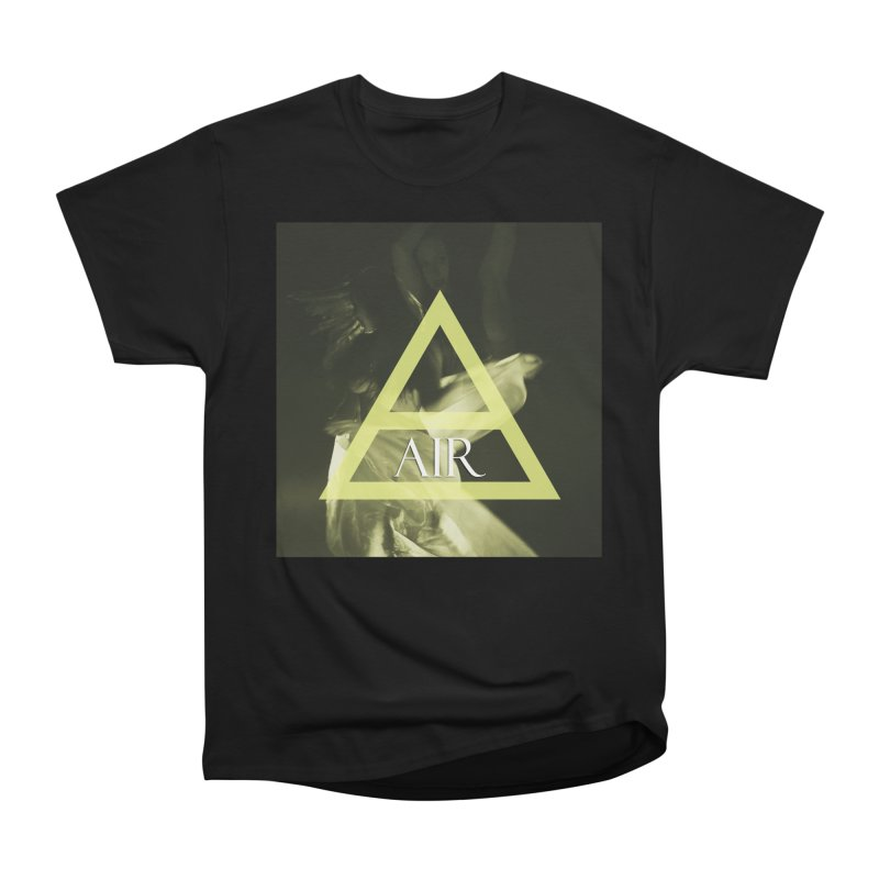 Elements Vol. 2 - Air Men's Heavyweight T-Shirt by Venus Aeon (clothing)