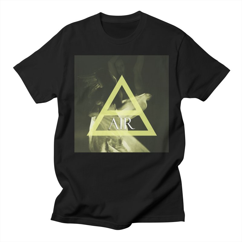 Elements Vol. 2 - Air Women's Regular Unisex T-Shirt by Venus Aeon (clothing)