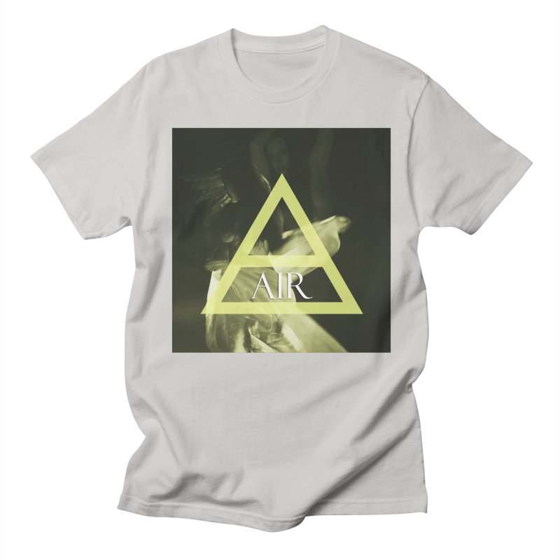 Elements Vol. 2 - Air Men's T-Shirt by Venus Aeon (clothing)
