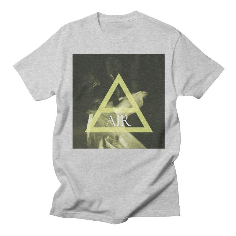 Elements Vol. 2 - Air Men's Regular T-Shirt by Venus Aeon (clothing)