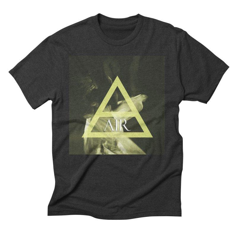 Elements Vol. 2 - Air Men's Triblend T-Shirt by Venus Aeon (clothing)