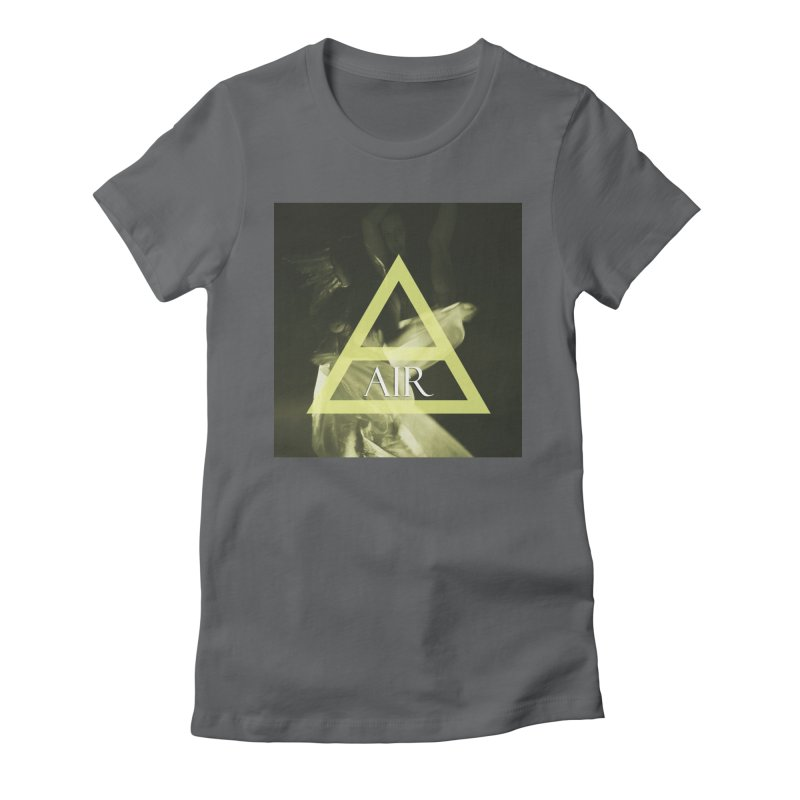 Elements Vol. 2 - Air Women's T-Shirt by Venus Aeon (clothing)
