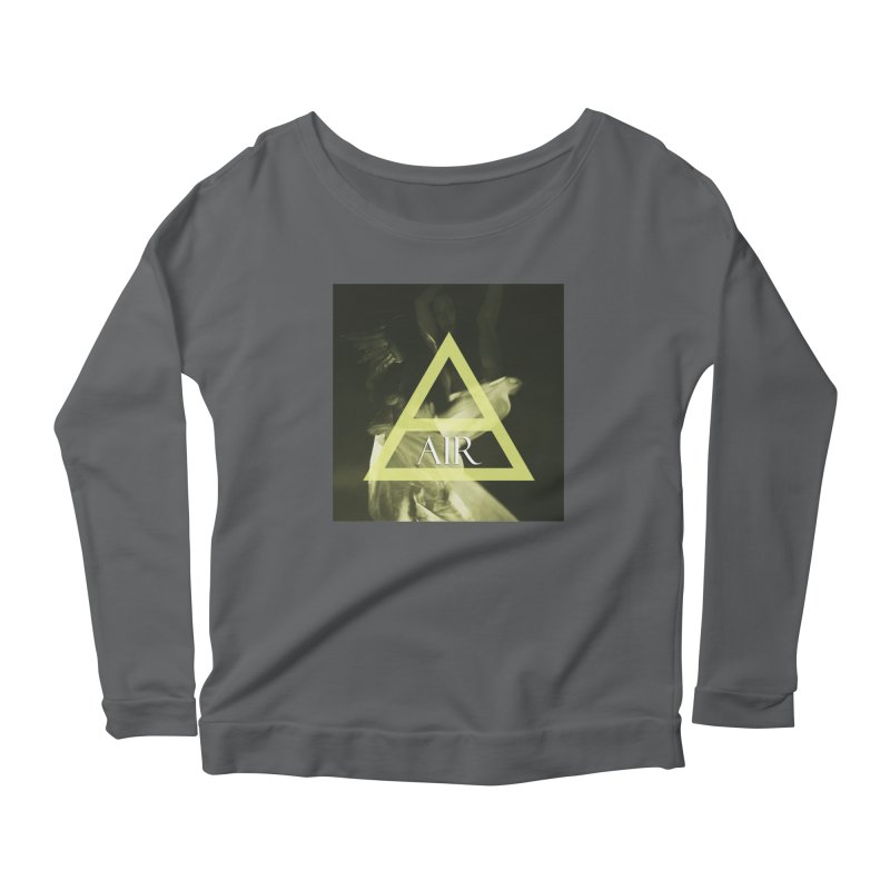 Elements Vol. 2 - Air Women's Longsleeve T-Shirt by Venus Aeon (clothing)