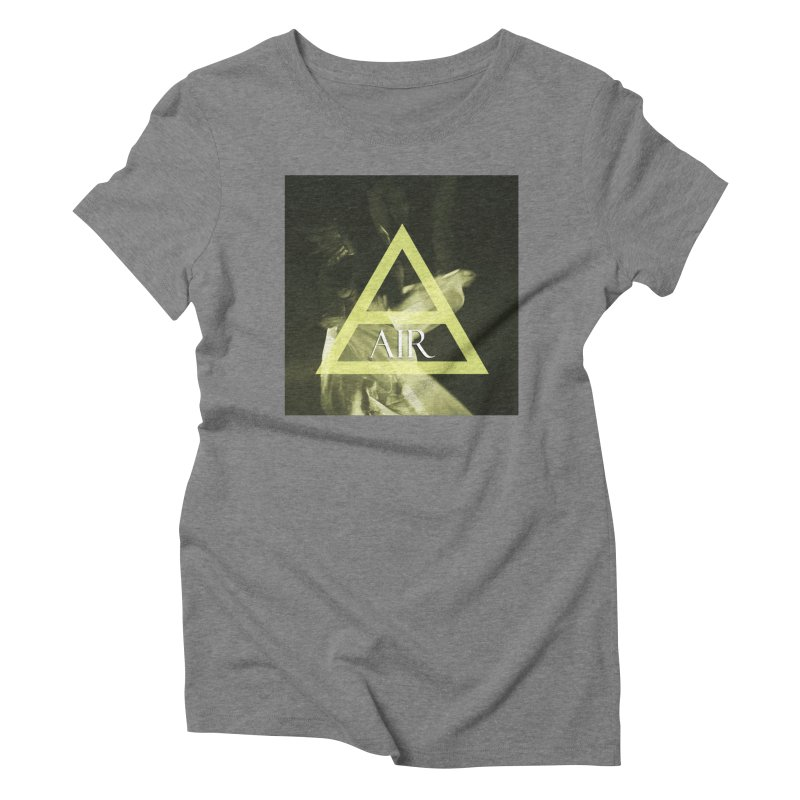 Elements Vol. 2 - Air Women's Triblend T-shirt by Venus Aeon (clothing)