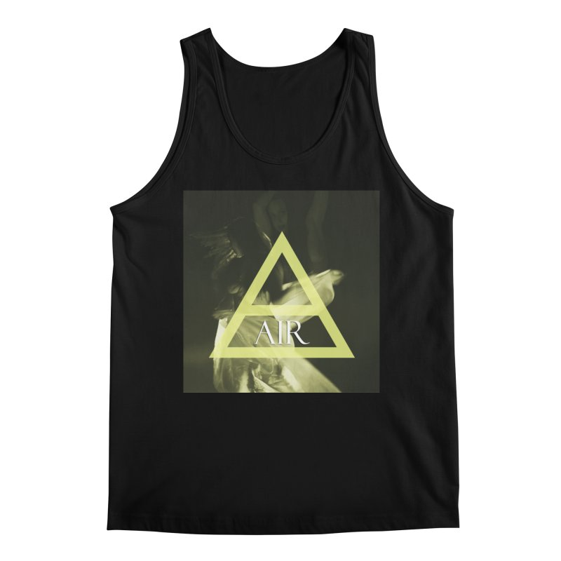 Elements Vol. 2 - Air Men's Tank by Venus Aeon (clothing)