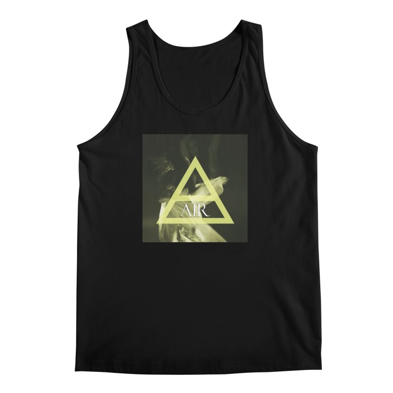 Elements Vol. 2 - Air Men's Regular Tank by Venus Aeon (clothing)